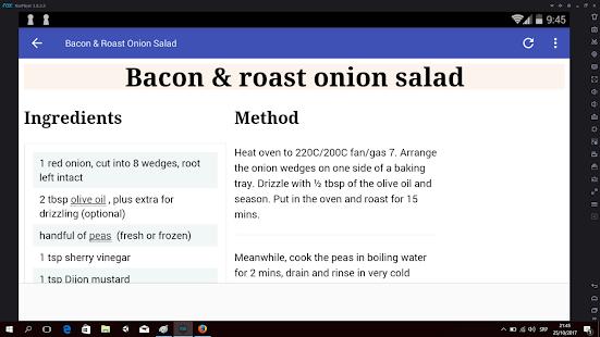 Bacon Recipes - náhled