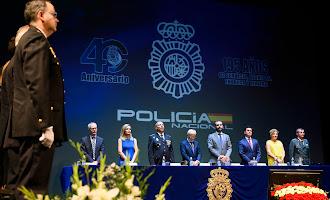 Día de la Policía Nacional 2019
