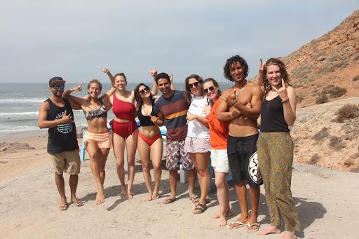 Nos professeurs de surf