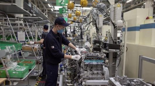 Toyota inicia la producción del nuevo motor 1.5 Dynamic
