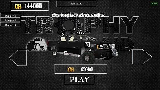FULL DRIVE: DIRT TROPHYRAID imagem do Jogo