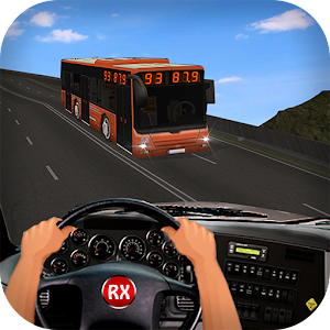 In Bus Drive: Hill Station for PC and MAC