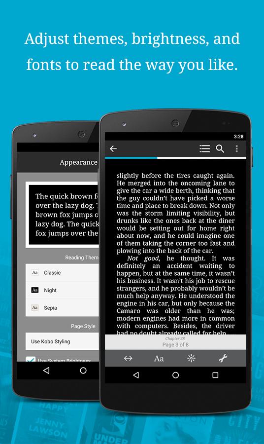 Kobo Books - Reading App screenshot #7
