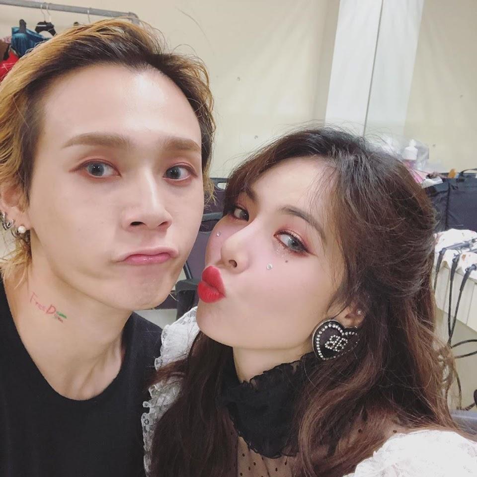 hyuna dawn couple 4