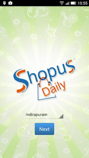 ShopusDaily - Online Grocery