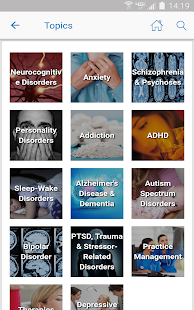 Psychiatry Advisor- screenshot thumbnail