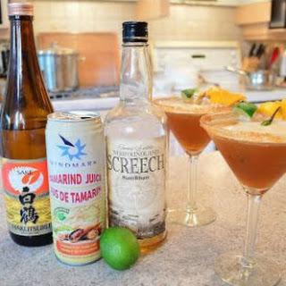 How to Make Spicy Thai Tamarind Cocktails.