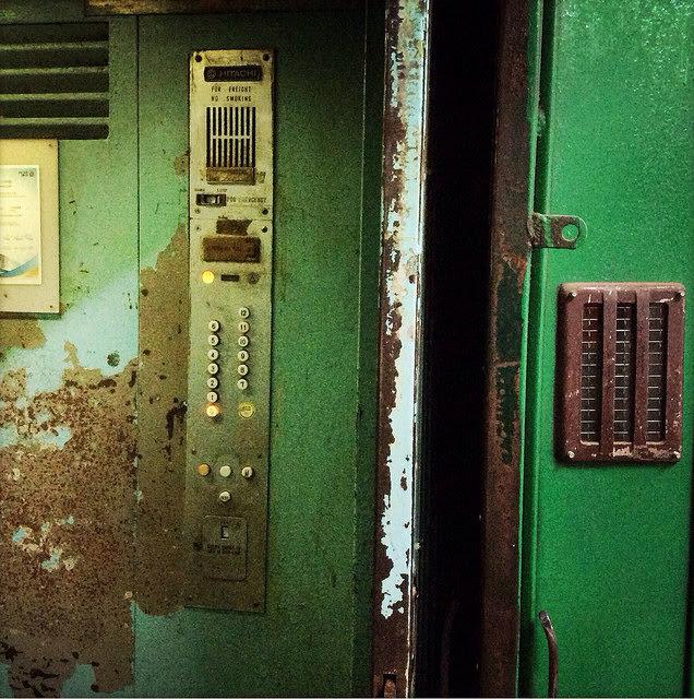 Hong Kong, Industrial Building, Lift,  香港, 工業大廈, 電梯, elevator