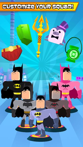 Teen Titans GO Figure! Screenshot Image