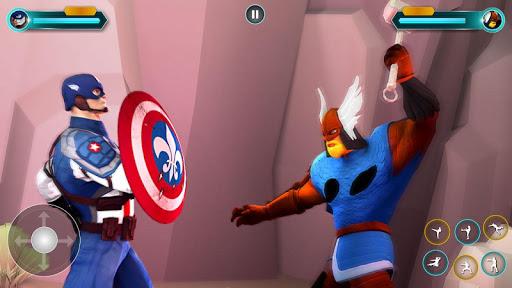 Immortal Superheroes Vs Villains Ring Battle 2018 1.0 screenshots 4