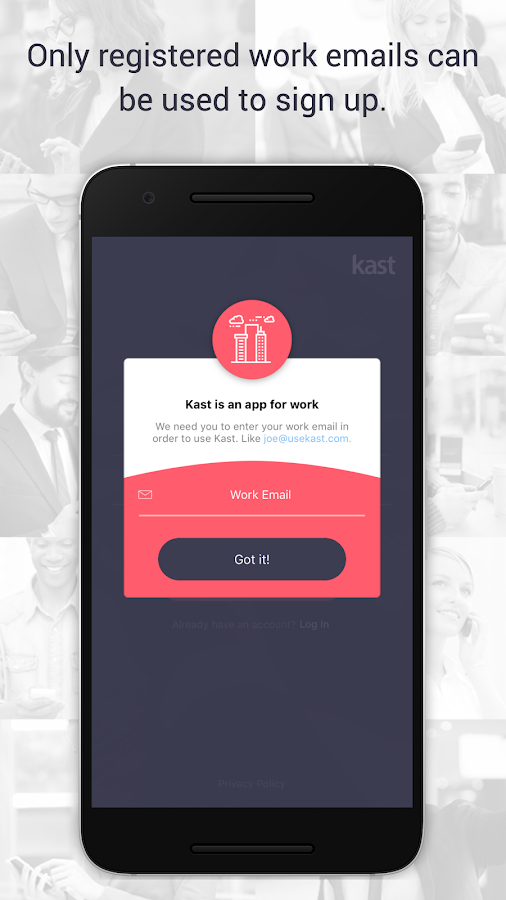 Kast: Increase Sales Results- screenshot