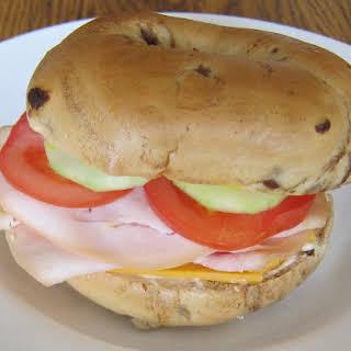 Turkey Sandwich On Bagel Recipes.