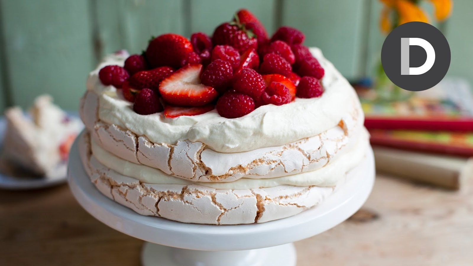 Image result for pavlova cake
