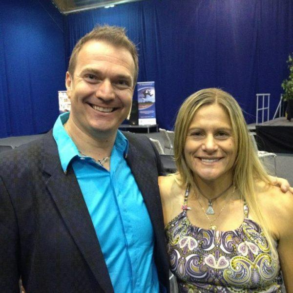 Marius Erikse and Robin Benincasa