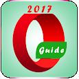 Guide for Opera Mini Beta 2017 icon