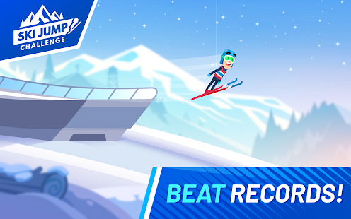 Ski Jump Challenge Screenshot