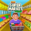 Idle Supermarket Tycoon - Tiny Shop Game icon