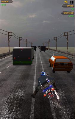 Real Bike Traffic Racing Rider - screenshot