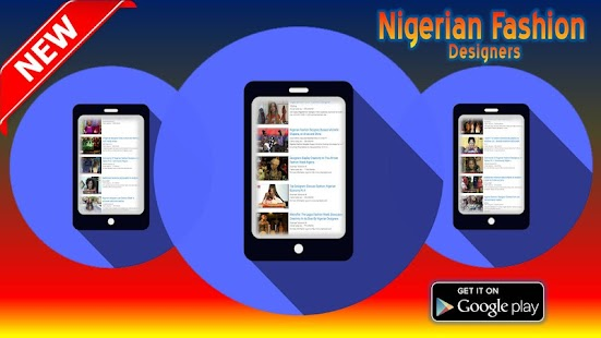 Nigerian Fashion Designers - náhled