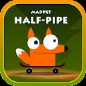 Madpet Half-pipe Skateboarding