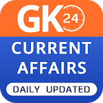 #1 GK App: Daily Current Affairs 2018, GK in Hindi Icon