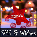 Christmas SMS & Wishes 2016 icon
