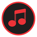 My Black Music Player icon