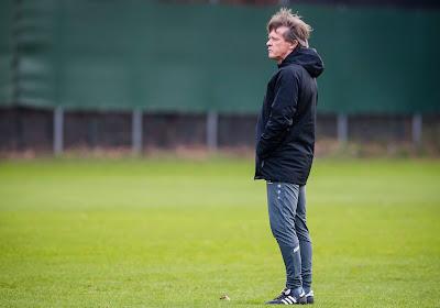 """L'Antwerp remonte sur le podium: """"Le classement après 20 journées ne m'intéresse pas"""""""