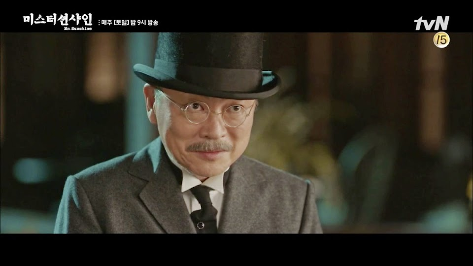 kim eui sung mr sunshine