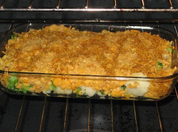 Broccoli And Cauliflower Casserole Recipe