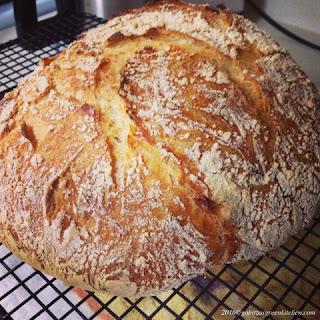 No Knead Bread- The Simple Way To Make Delicious Bread.