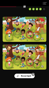 Infinite Differences – Find the Difference Game! 4