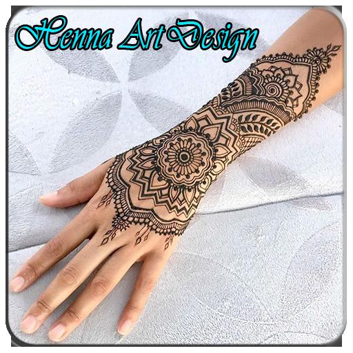 Art of Drawing Henna