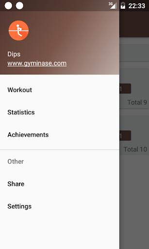 免費下載運動APP|Dips Coach app開箱文|APP開箱王