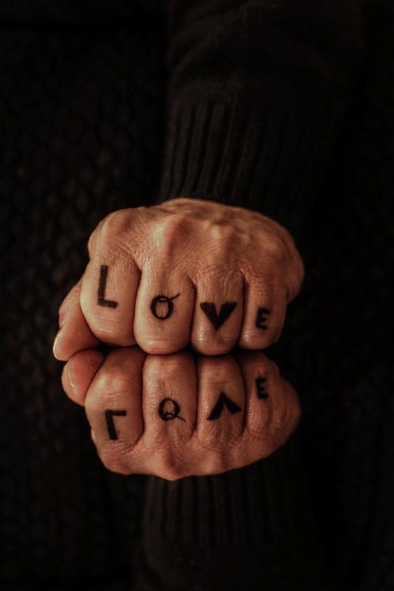 """Just """"love"""" di Giovanna_Tamponi"""