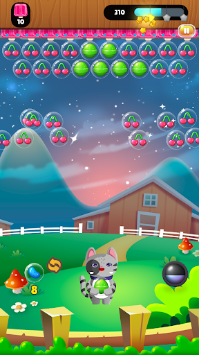 Super Furry Bubble Shooter HD u2013 Candy Puzzle android2mod screenshots 2