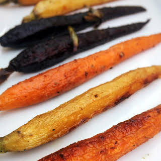 Low FODMAP Seasoned Carrots.