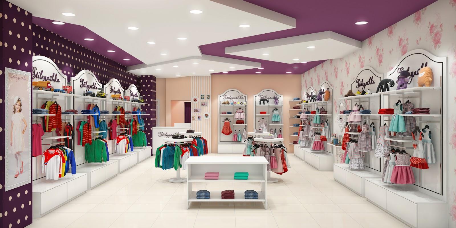 сколько стоит открыть магазин одежды