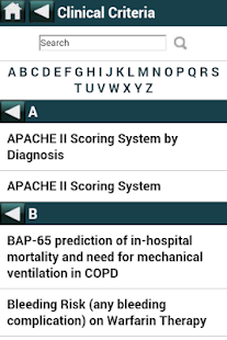 EBMcalc Pulmonary- screenshot thumbnail