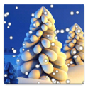 Snow Live Wallpaper FREE icon