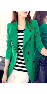 1000 + Womens Style Blazers - náhled