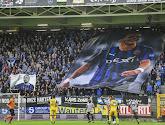 Verdriet kent geen kleur: ontroerend mooi hoe fans van Charleroi en Club samen hun 10 jaar geleden overleden held Sterchele eren