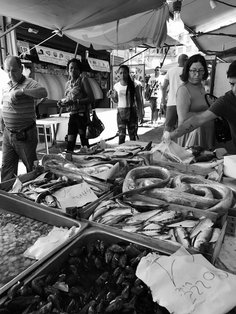 mercato di Ballarò di MonAnd ph