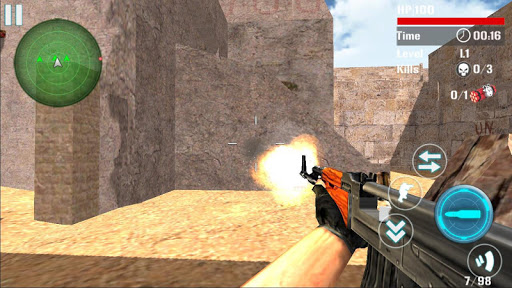 Counter Terrorist Attack Death 1.0.4 DreamHackers 6