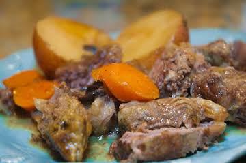 Autumn Essentials: Slow Cooker Roast w/Veggies