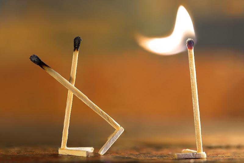 Il Cornuto: (bruciati dalla passione, bruciato dalla rabbia) di Rino Lio