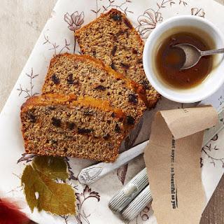 Date-Honey-Carrot Bread.
