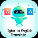 igbo - English Translator (Igbo nsụgharị) icon