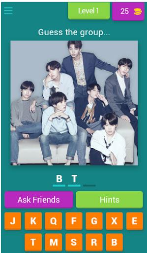 Guess The Kpop Idol Quiz 2020 7.8.3z screenshots 5