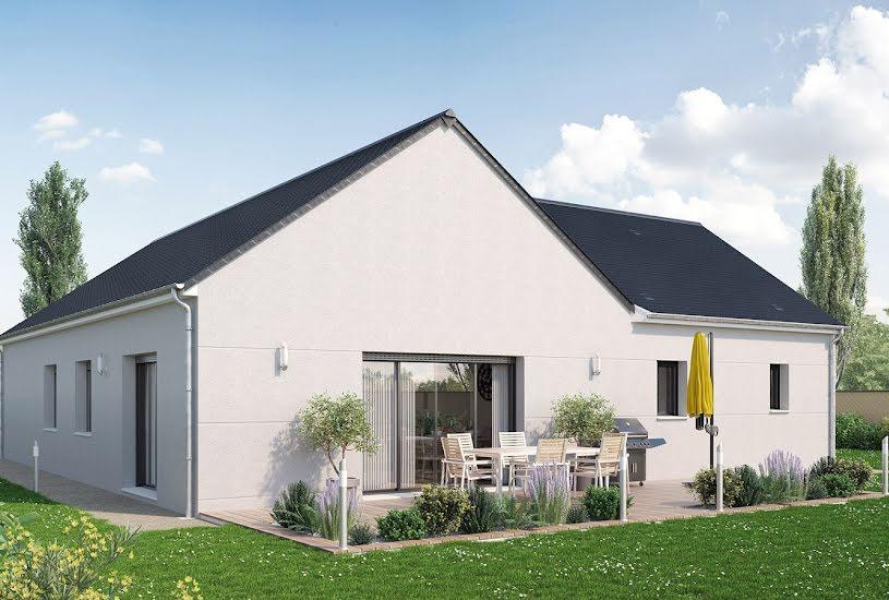 Vente Terrain + Maison - Terrain : 1177m² - Maison : 120m² à Chevannes (45210)